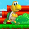 Tortoise Run After Mario