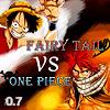 Fairy Tail vs One Piece 0.7