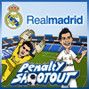 Real Madrid CF Multiplayer Penalty Shootout