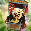 Panda Fireworks kart Racing